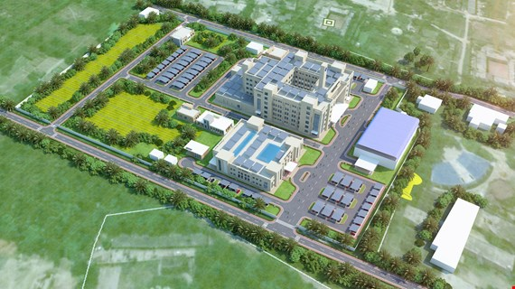 Homi Bhabha Cancer Hospital and Research Centre