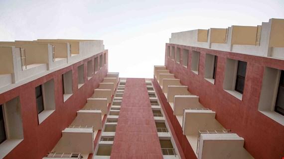 Lucknow Metro Rail Corporation Staff Residences