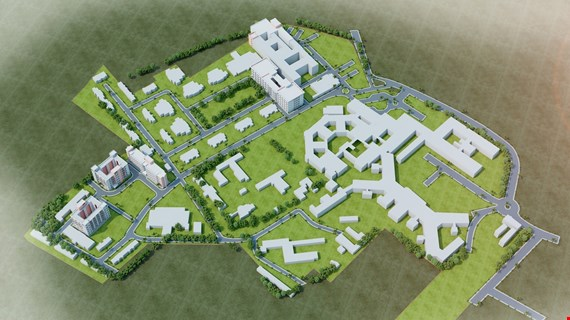 Shyam Shah Government Medical College Rewa