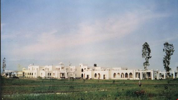 District Headquarters Complex Udham Singh Nagar
