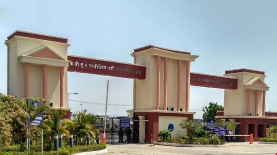 Reserve Battalion and Sector Headquarter for CISF Ranchi