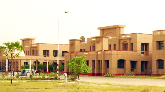 300 Bedded Hospital at Akbarpur