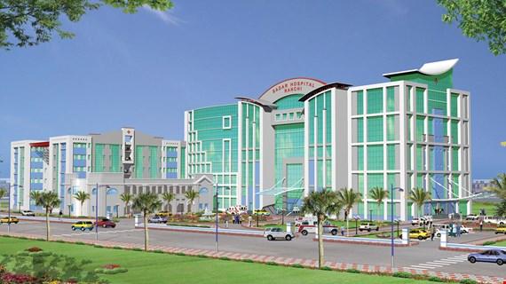 Sadar Hospital Ranchi
