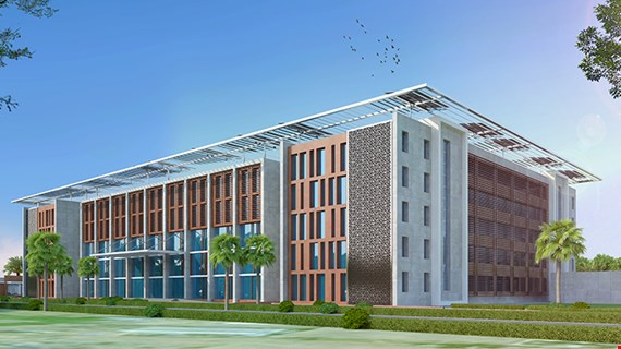 Super Specialty Hospital for Ministry of Steel