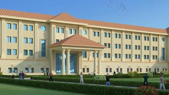 Sichai Bhawan Redevelopement