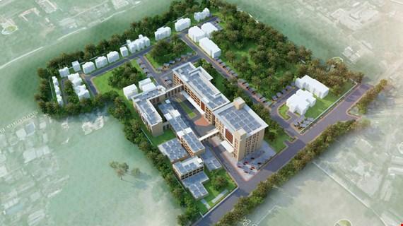 Dr. B. Borooah Cancer Institute