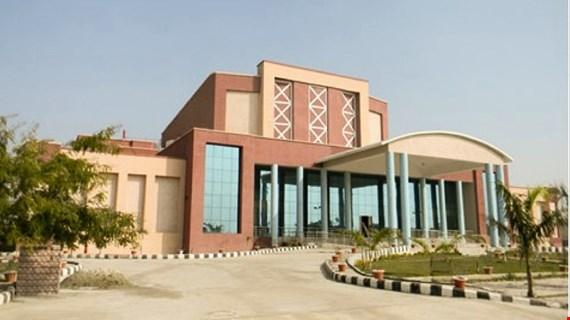 Babasaheb Bhimrao Ambedkar University Auditorium