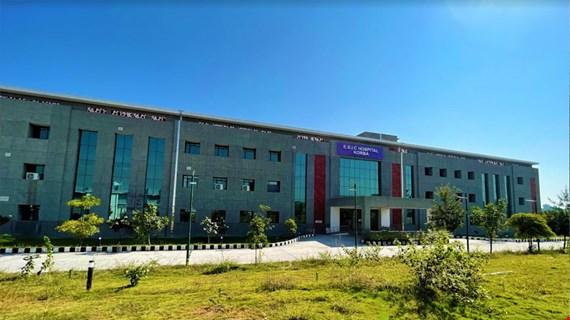 ESI Hospital Korba