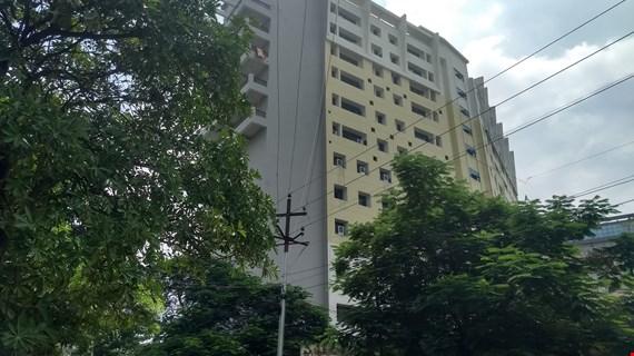 Multi Facility Block in Dr. Ram Manohar Lohia Hospital