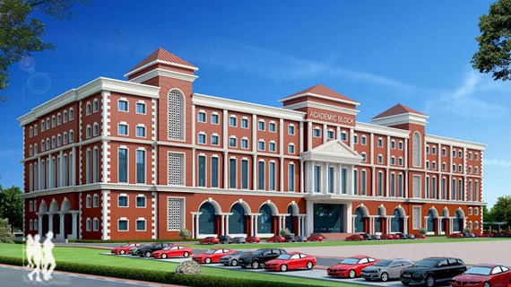 King George Hospital and Andhra Medical College