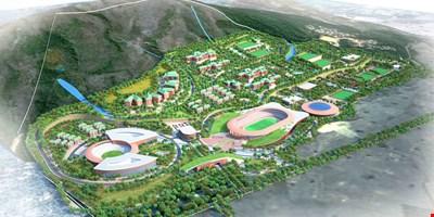 National Sports University Imphal