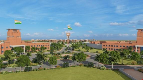 Prison Complex for 1700 Inmates at Chhindwara