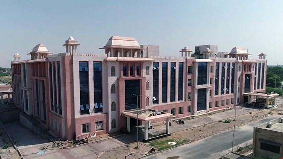Pandit Deendayal Upadhyay Medical College Churu