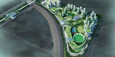 DFCCIL Headquarter Greater Noida