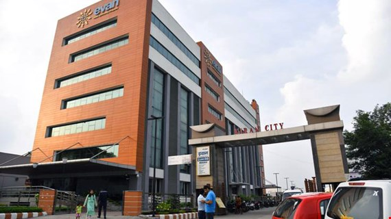 Evan Multispeciality Hospital & Research Center