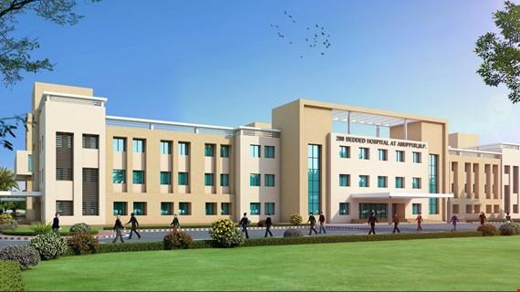 District Hospital Annupur