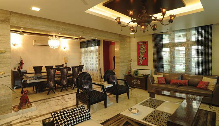 Residence of Mr. Manish Jain
