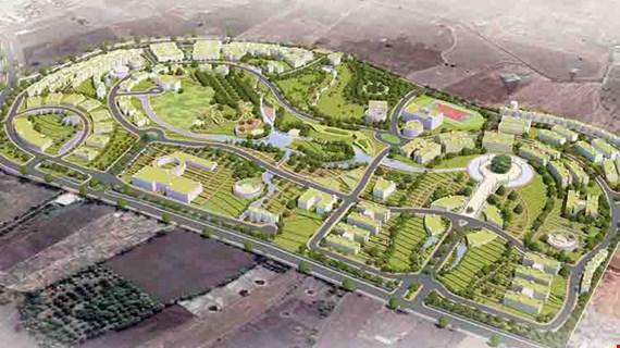 Sanchi University of Buddhist and Indic Studies - Master Plan